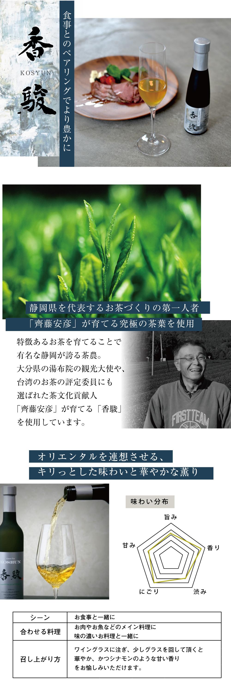 【香駿について】