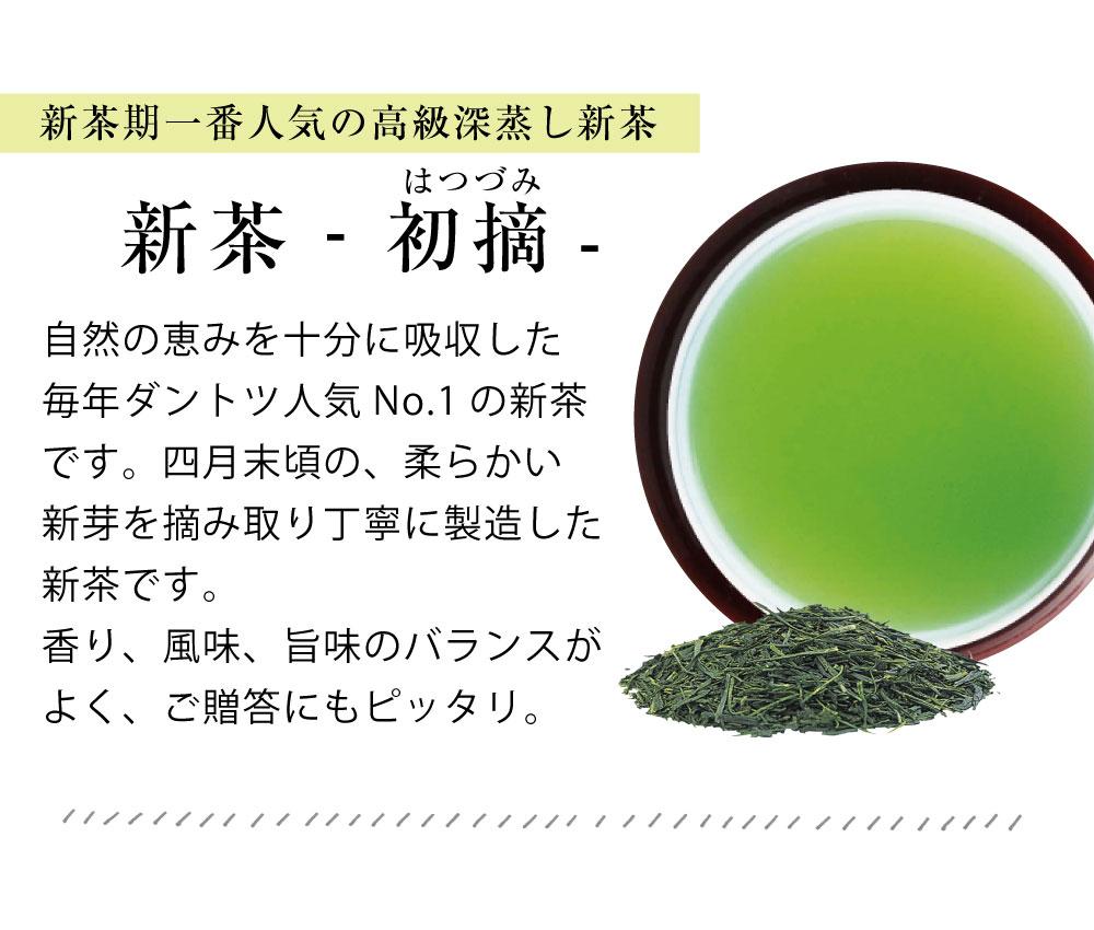 新茶 初摘 高級 新茶 季節の贈り物 静岡茶 人気の新茶ギフト